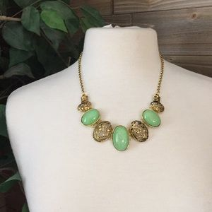 Jewelry - Great scrollwork and green store